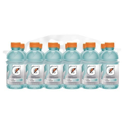 Gatorade Frost Artic Blitz 12 Oz Bottle (Pack of 12)