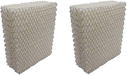 Eagleggo Humidifier Wick Filter fit for 1043 AIRCARE, Essick, Bemis, CB43 Model Humidifiers Replacement Wicking Filter (2)