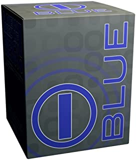 Bhip I -Blue Natural Energy Drink - 100% Natural - No Crash - Energy That Last for Hours - 30 Packets/box - Vitamins & Ami...