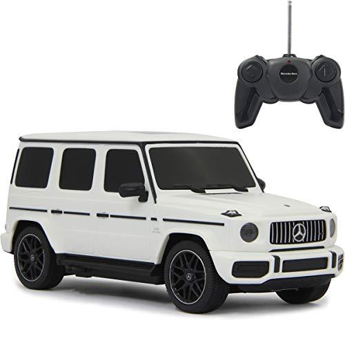 Stimo Auto / Geländewagen ferngesteuert Modell Mercedes Benz AMG G63 1:24 Offiziell lizenziert RC mit verschiedenen Fahrfunktionen