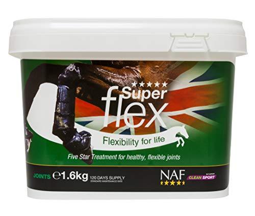 NAF Five Star Superflex, 1.6kg Clear