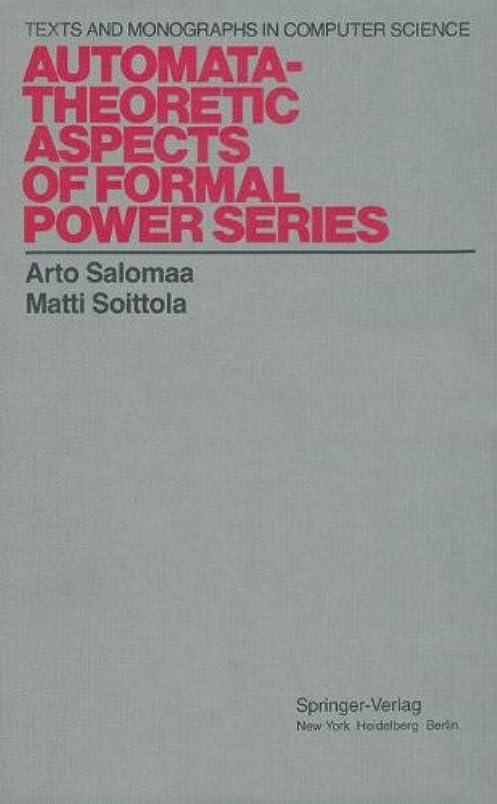 マウス気をつけて曲げるAutomata-Theoretic Aspects of Formal Power Series (Monographs in Computer Science)
