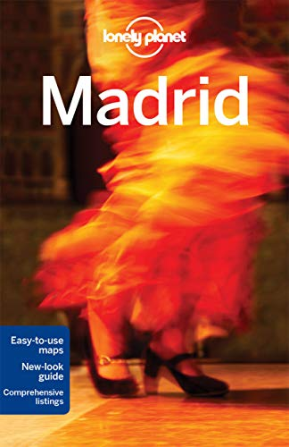 Lonely Planet Madrid [Lingua Inglese]