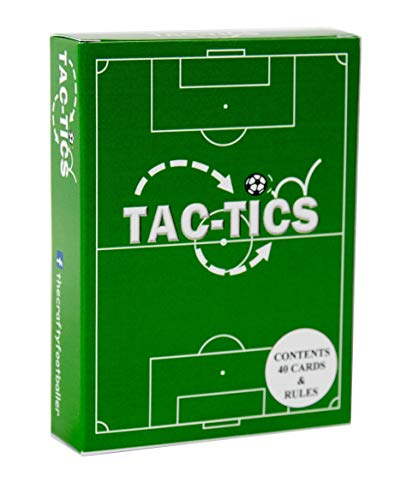 TAC-TICS - the football card game for children age 6 to 99!