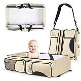 Koalaty 3-in-1 Universal Baby Travel Bag: Portable Bassinet Crib,...