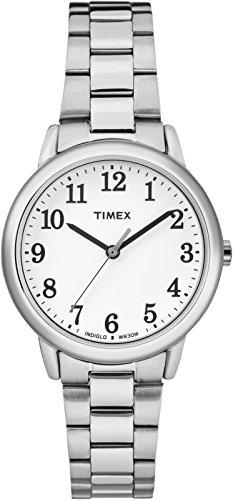 Timex Orologio Analogico Quarzo da Donna con Cinturino in Acciaio Inossidabile TW2R23700
