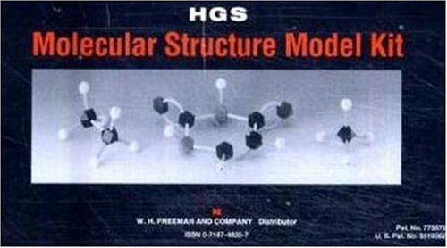 HGS Molecular Structure Model Kit