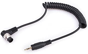 Triggertrap TC-UC1 2.5mm Curled Connecting Cable for Olympus DSLR