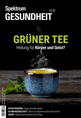 Spektrum Gesundheit- Grüner Tee: Heilung für Körper und Geist?