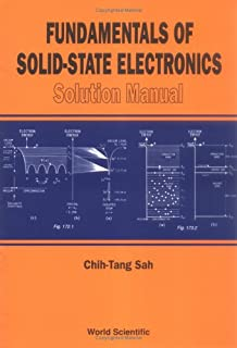 Fundamentals Of Solid-state Electronics: Solution Manual
