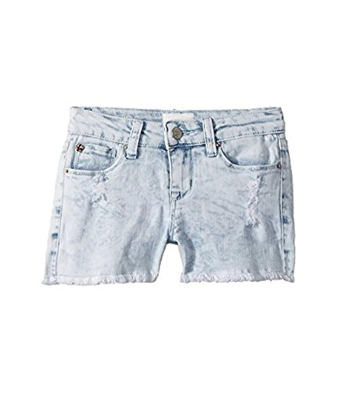 ハドソン Hudson Kids キッズ 女の子 ショーツ ハーフパンツ Bleach Free Love Shorts (Big Kids) [並行輸入品]