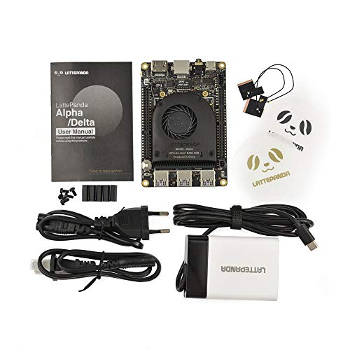 LattePanda Alpha 864s (Win10 Pro Activated) | Tiny Ultimate Windows/Linux Device