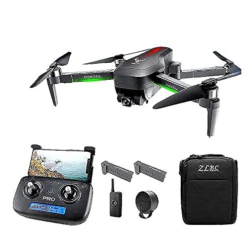 Dron GPS con cámara 4K HD para adultos,
