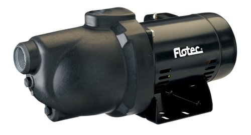 Flotec FP4012-10 1/2 HP Shallow Well Pump Jet