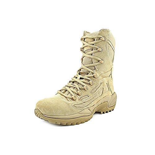 Reebok Work Men's Rapid Response RB8895 Security Friendly ,100% Non metallic Boot,Desert Tan,9 M US