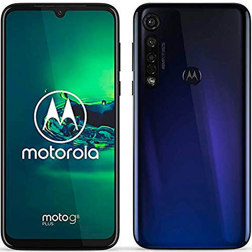 Moto G8 Plus (Cosmic Blue, 64 GB) (4 GB RAM)