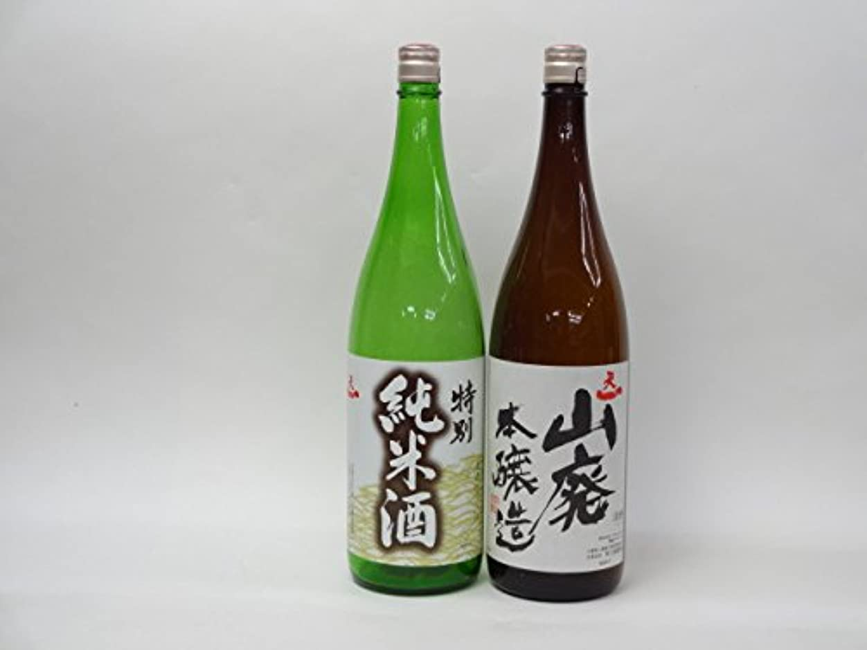特選日本酒セット 天一 2本セット(純米 山廃本醸造)1800ml×2本 早川酒造