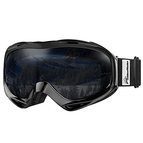OutdoorMaster OTG Ski Goggles - Over Glasses...