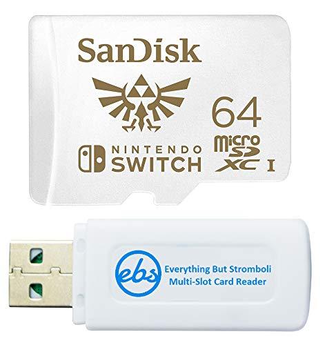256 micro sd nintendo switch fabricante SanDisk