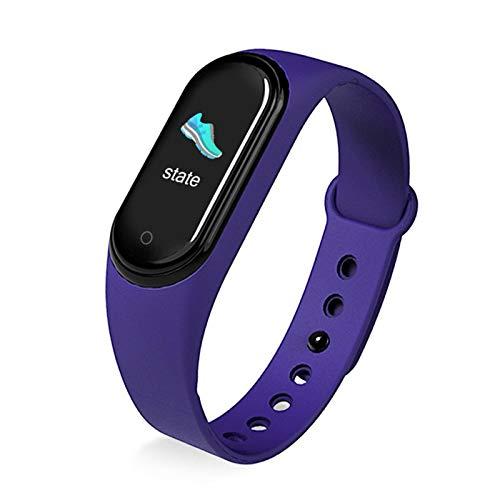 N-B Pulsera inteligente Deportes Llamada Podómetro Frecuencia Cardíaca Presión Arterial Bluetooth Llamada Pantalla Reloj