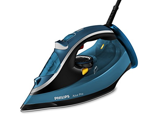 Philips Azur Pro Plancha de Vapor, 2800 W, 0.35, Compuesto, Turquesa