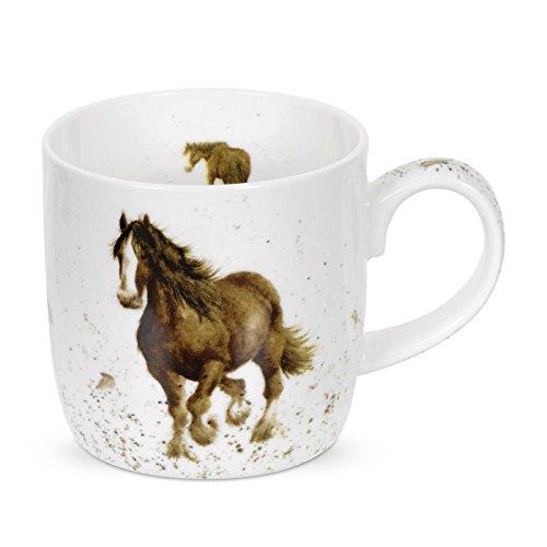 Wrendale by Royal Worcester Gigi (Horse) Tasse