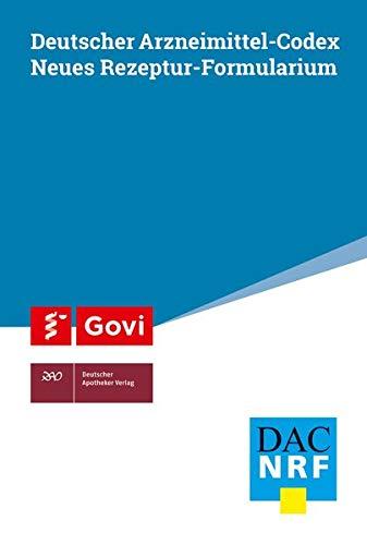 Deutscher Arzneimittel-Codex® / Neues Rezeptur-Formularium® (DAC/NRF) – DVD-ROM-Version: Ergänzung zum amtlichen Arzneibuch (Govi)
