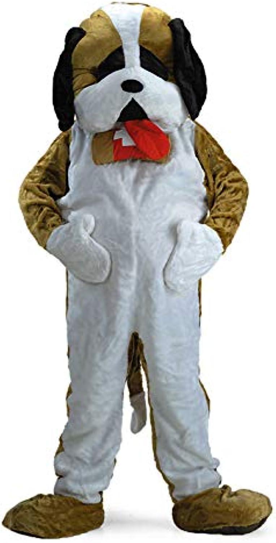 Carnival T. Kostüm Mascotte Hund San Bernardo