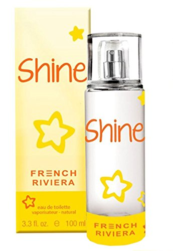 Carlo Corinto French Riviera Shine 100 ml EDT Spray Perfumes para Mujer Amarillo Talla 100 ml EDT Spray