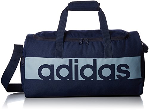 adidas Linear Performance Team S Tasche, Collegiate Navy/Tactile Blue S17, 20 x 47 x 25 cm