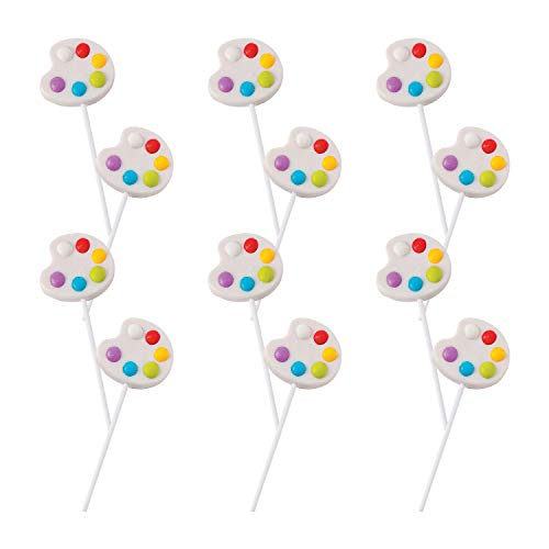 Little Artist Frosted Suckers, 1 Dozen
