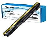 ZJS Batería del portátil L12L4E01 L12S4E01 L12L4A02 L12M4A02 L12M4E01 L12S4A02 para Lenovo G400s G410s G500s G510s G40 G50 Z40-70 Z50 Z710 G500s Z50-70[14.4V/4400mAh]