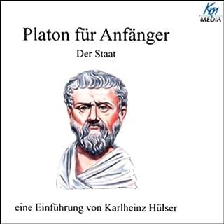 Platon für Anfänger Titelbild