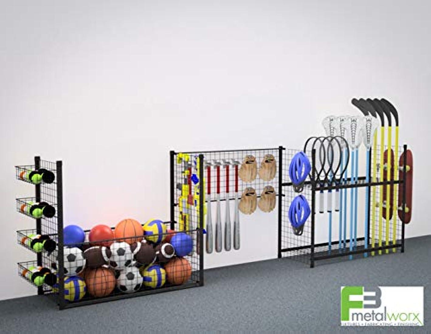 Flexworx Athletic Storage, Sporting Goods Storage, Home Organization, Garage Shelving, Athletic Storage