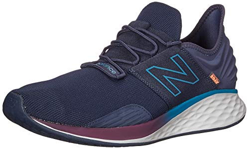 New Balance Men's Fresh Foam Roav V1 Sneaker, Navy/Dark...