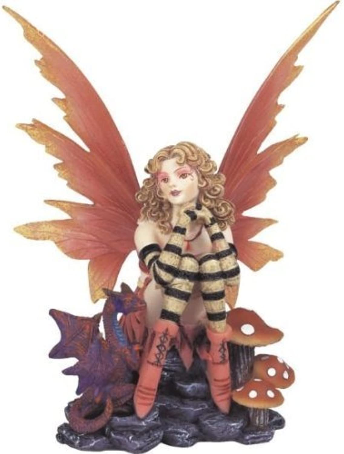 Fairy Collection Peach Pixie Desk Decoration Figurine Collectible by GSC