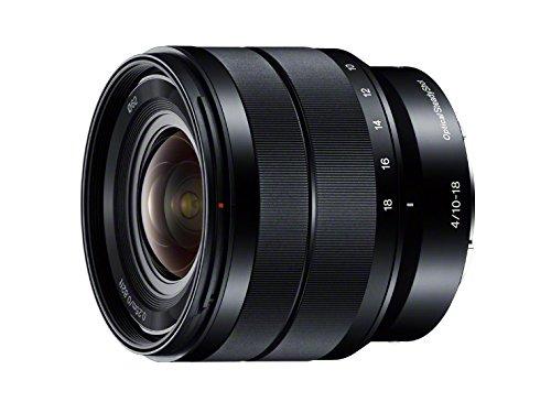 Sony E F4 10-18mm OSS lente Sel1018 para el monte E