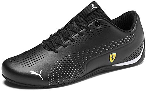 PUMA Ferrari Drift Cat 5 Ultra II Sneaker Puma Black-Puma White 12