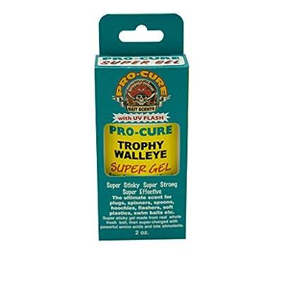 Pro-Cure Trophy Walleye Super Gel, 2 Ounce