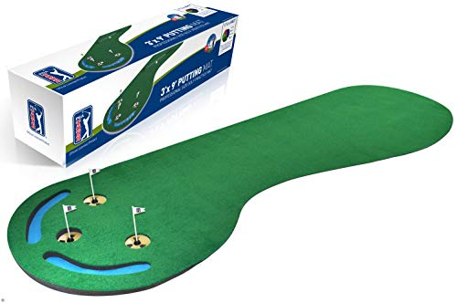 PGA Tour Putting Matte - 91 x 275 cm (3x9 Fuß)