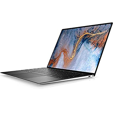 XPS 9310 13.4″ FHD+ (Non-Touch) Laptop with Intel Core i7-1165G7 CPU – 32GB RAM – 512GB SSD – Windows 10 Pro – Silver (Renewed)