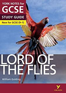 Foster, S: Lord of the Flies: York Notes for GCSE (9-1)