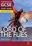 York Notes for GCSE (9-1): Lord of the Flies STUDY GUIDE - Everything you need to catch up, study and prepare for 2021 assessments and 2022 exams