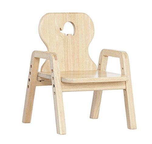Mitwachsende Kindersitzgruppe, Stuhl Einzeln, Motiv: Stern, 100{4349b1d6a3da18116adc3a5c759fcd407f2ff4c69e70cfeb3cd61498b2850797} Massivholz