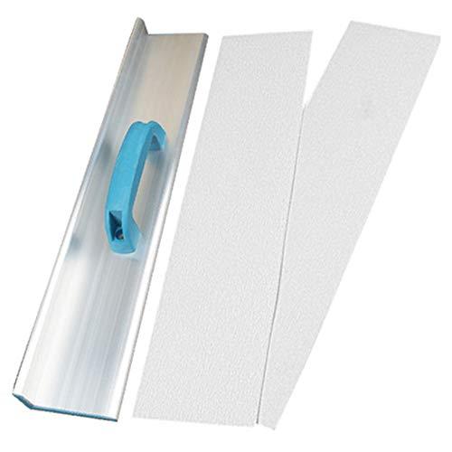 Adanse 90 Grad Inneneck Schleifwerkzeug für die Trockenbau Endbearbeitung Schleifpapier Halter Sander Selbst Klebendes Schleifpapier