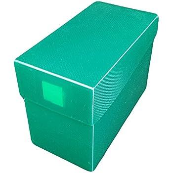ホビーベース CAC デッキケース大/ハードL/グリーン CAC-CSD25