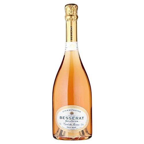 Besserat de Bellefon Champagne ROSE BRUT Roséchampagner (1 x 0.75 l)