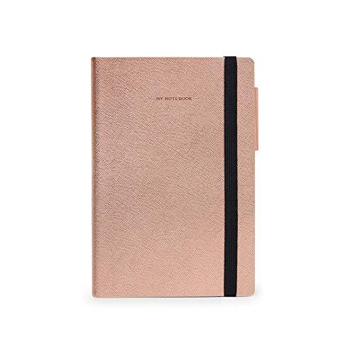 Legami - Cuaderno a rayas - Medium