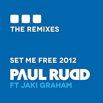 Set Me Free 2012 (The Remixes)