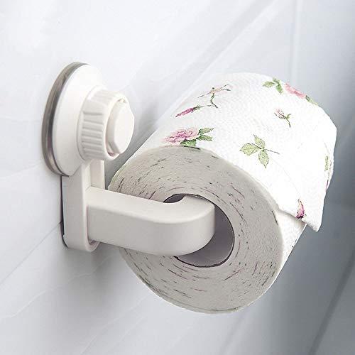 ETH creatieve badkamer gratis ponsen zuignap muur mount herbruikbare wc-papier houder geschikt voor een verscheidenheid van behang handdoek rek duurzaam